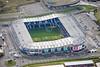 Aerial photo of Derby County Football Club.