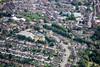 Aerial photo of Desborough  in Northamptonshire.