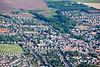 Driffield from the air.