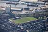 Aerial photo of Goole.