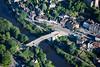 Ironbridge from the air.