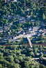 Ironbridge from the air.