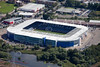 Aerial photo of Leicester City Football Club.