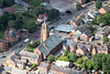 Aerial photo of South Wigston-12