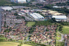 Aerial photo of South Wigston-6