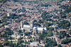 Aerial photo of Lincoln Cathedral-99