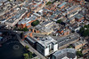 Aerial photo of Wigford Way.
