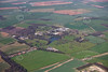 Riseholme College  from the air.