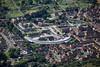 Aerial photo of St George's Hospital, -1