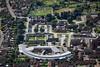 Aerial photo of St George's Hospital, -2