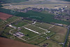 Lincoln Showground  from the air.
