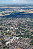Aerial photo of Lincoln.