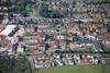Aerial photo of Carlton Boulevard.