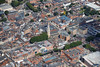 Aerial photo of St Swithin's Church-1