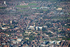 Lincoln Cathedral from the Air