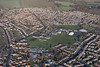 Manor Park from the air.