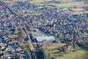 Aerial photo of Market Rasen-1