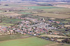 Aerial photos of Middle Rasen.