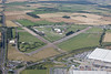 Aerial photo of Newark Showground