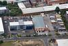 Aerial photo of Newark Industrial Estate.