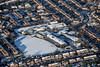 Aerial photo of Bowbridge School in Newark.