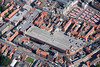 An aerial photo of St Marks Centre in Newark.