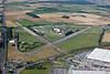 Aerial photo of Newark Showground