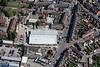 Aerial photo of Appletongate in Newark.