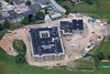 Aerial photo of the Grove School.