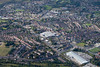 Bulwell from the air.