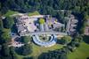 Aerial photo of The Bramcote School.