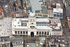 The Council House in Nottingham from the air.