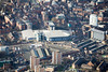 Capital FM arena from the air.