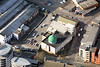 The Islamic Centre in Nottingham from the air.