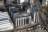 Shoosmiths Building in Nottingham from the air.