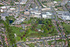 Arnold in Nottingham from the air.