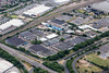 Aerial photo of Ivatt Way.