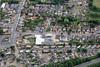 Aerial photo of Lincoln Road, Walton.