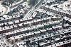 Aerial photo of Kirton Road, Sheffield.