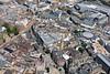 Aerial photo of Sheffield City Centre.