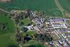 Brackenhurst College from the air.