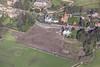 Aerial photo of a Southwell Roman Villa-1
