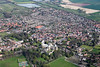Southwell from the air.