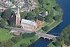 Spalding aerial photo.
