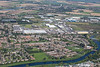 Spalding aerial photo.