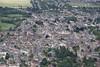 Aerial photo of Stamford.