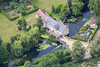 Aerial photo of The River Welland in Stamford.