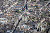 Stamford in Lincolnshire from the air.