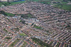 Aerial photo of West Bridgford.