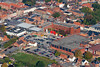 Worksop from the air.